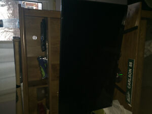 Barely used TV
