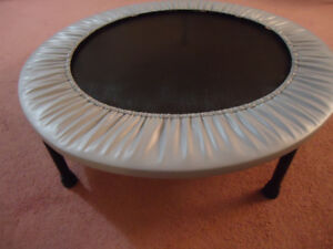Child trampoline for 2-15 years old