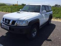 Nissan Patrol 3.0Di Trek LWB 1 YEAR MOT F/S/H