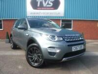 2017 Land Rover Discovery Sport 2.0 TD4 HSE Luxury Auto 4WD (s/s) 5dr SUV Diesel