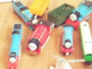 THOMAS THE TRAIN TRACKS AND VARIOUS ENGINES FOR SALE. +