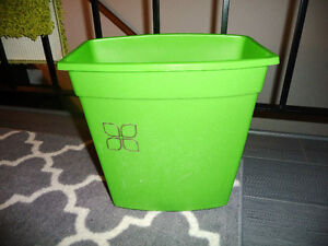 RETRO WASTE PAPER BASKET FROM LATE 60's