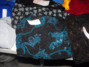 SOLD.Material for sewing skate or dance outfits or leggins