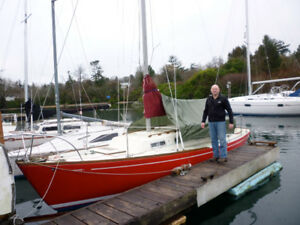 For Sale -26 ft Excalibur Sloop