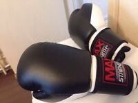12 oz Boxing Gloves only used few times very good condition