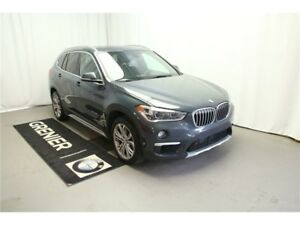 2017 BMW X1 XDrive28i, Groupe Essentiel, Toit Panoramique.