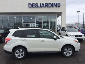 Subaru Forester Touring 2016