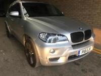 2007 BMW X5 3.0 30d M Sport SUV 5dr Diesel Automatic (231 g/km, 235 bhp)
