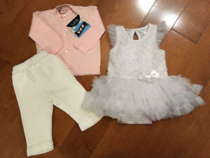 High Quality Baby Girls Lot (Size 3-6 months)