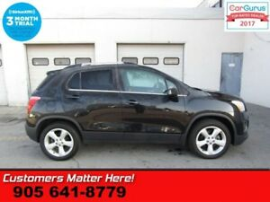 2015 Chevrolet Trax LTZ  AWD LEATHER ROOF CAMERA BLUETOOTH ALLOY