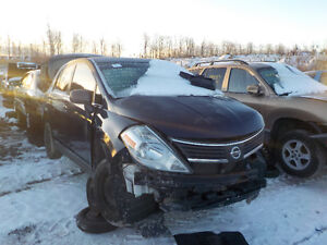 2008 Nissan Versa Now Available At Kenny U-Pull Cornwall