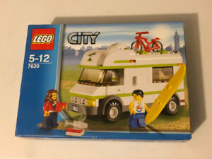 LEGO City camper van (7639), unopened