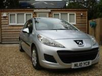 PEUGEOT 207 S 8V 2010 Petrol Manual in Silver