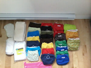 cloth diaper/couches lavables
