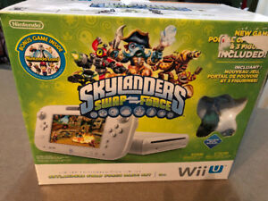 Wii U Skylanders limited edition with tons of extras