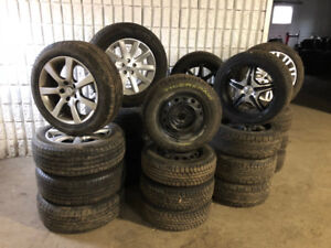 SPRING SALE ON TIRES & RIMS-  ALL SIZES AVAILABLE!!