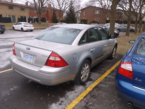 Safetied Ford Five Hundred Limited AWD for sale