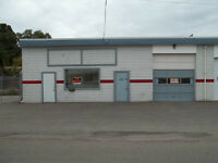 C-4 zoning commercial industrial property for lease