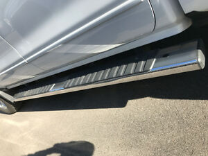 Chrome Running Boards