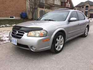 2003 Nissan Maxima Fully Loaded! Clean! 1 Owner!!