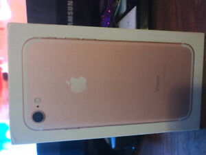Pink iPhone 7 excellent Xmas gift