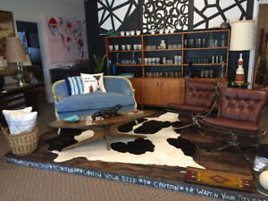 **OPEN SUNDAY** Teak, Leather, Modern, Art, Decor & MORE...