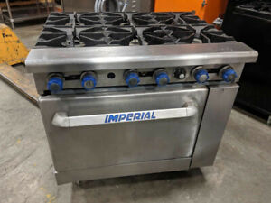 Fully Refurbished Commercial Ranges – Auction Liquidation