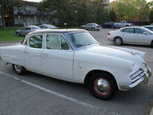 1953 Studebaker commander sedan
