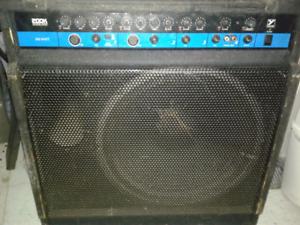 Yorkville 200K Mixer Amp 200 Watt Mid 2000's Black