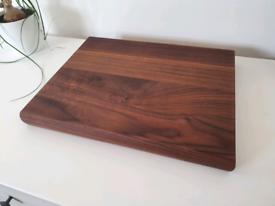 X2 Handmade Walnut Quality Chopping Boards
