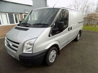 FORD TRANSIT 280 SWB LOW ROOF 2.2 FWD 85 BHP 2010 10