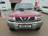 2002 Nissan Patrol GR 3.0Di SE+ TURBO DIESEL AUTOMATIC 4X4 FULL LEATHER 7 SEATER