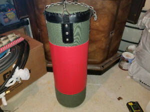 Barely used Punching bag for sale