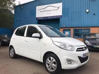 2013 Hyundai i10 1.2 Active Hatchback 5dr Petrol Automatic (129 g/km, 84