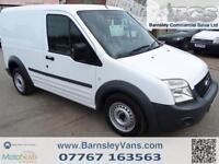 2009 59 FORD TRANSIT CONNECT T220 WITH SLD FSH FINANCE