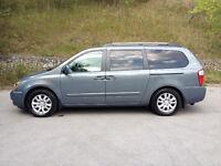 2008 Kia Sedona EX Minivan, Van
