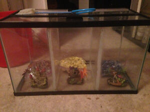 Great fish tanks need gone (newly sealed) Belleville Belleville Area image 1