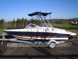 Bayliner 175 Bowrider Boat Wakeboard Tower McAleese Marine