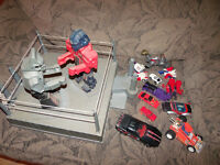 old Transformers collection