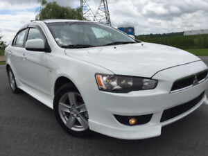 2014 Mitsubishi Lancer LIMITED MAGS ROOF FOGS SUPER CLEAN
