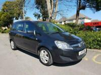 VAUXHALL ZAFIRA 1.6 EXCLUSIV 2013 COMPLETE WITH M.O.T HPI CLEAR INC WARRANTY