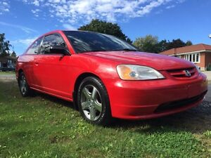 Clean Honda Civic certified and e-tested
