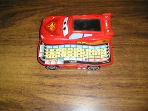 VTECH LIGHTNING McQUEEN LEARN & GO MINI LAPTOP