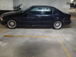 2000 BMW 5-Series Black Other