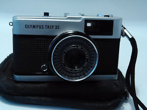 Olympus trip35,  trying to help a family in need, taking offers.