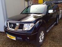 Nissan Navara 2.5 2.5 Dci Tekna 4X4 Double Cab Pick-Up
