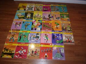 Lucky Luke 54 albums, 5$ chacun