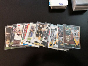 Ben Roethlisberger Pittsburgh Steelers - 23 cards/all diff/ Mint