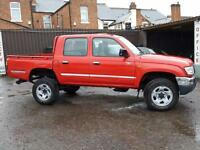 Toyota Hi-Lux 2.5D-4D ( ABS ) 2002MY 270 EX + 4X4 + DOUBLE CAB
