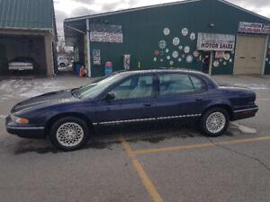 1997 Chrysler LHS luxury sedan for $1750 FIRM